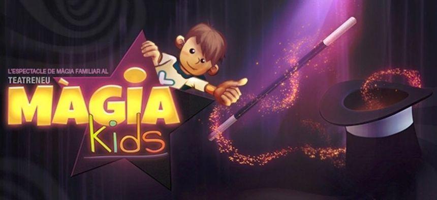 Magia Kids Barcelona Teatro Infantil