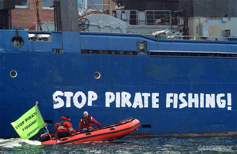 EUU IUU regulation, Greenpeace, spain